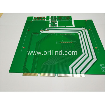 Gold finger pcb board
