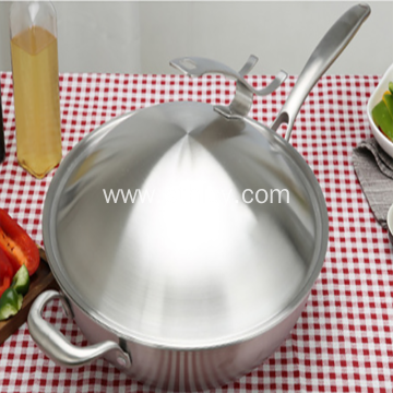 Stainless Steel 304 Pan Without Coating