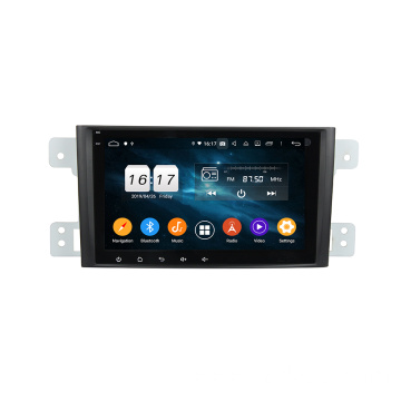 Android 8inch car multimedia player for Suzuki Vitara