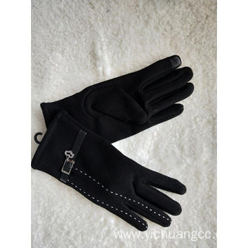 Beautiful apperance waterproof modern gloves