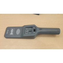 Hand metal detector for security