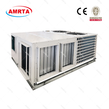 Economizer Air Cooled DX Rooftop Packaged HVAC System