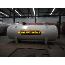 10cbm 5MT Horizontal Ammonia Gas Tanks