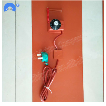 200v 800w rubber insulation oil drum belt heater