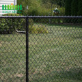Cheap Panels Black PVC Coated Chain Link Fence