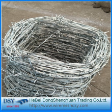 Cheap PVC coated galvanized barbed wire