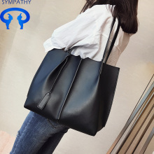 Hot sale for Ladies Laptop Bags Fashionable large capacity sub-mother bag tote bag supply to Poland Factory