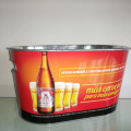 Professional Silver ice beer bucket