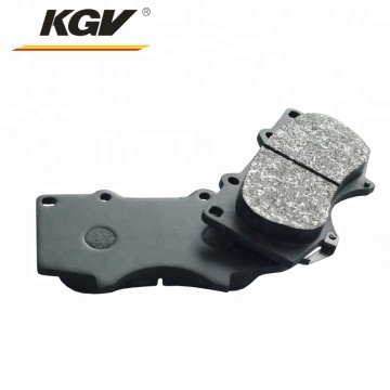 GDB3364 Low-metallic Brake Pad for Toyota Hilux Car