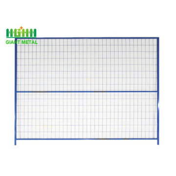 Top sale PVC portable garden Canada temporary Fence