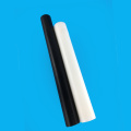 White/Black Acetal Derlin Plastic POM Rod