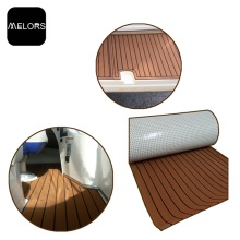 Foam Teak Decking Sheet Non Slip Material Boats