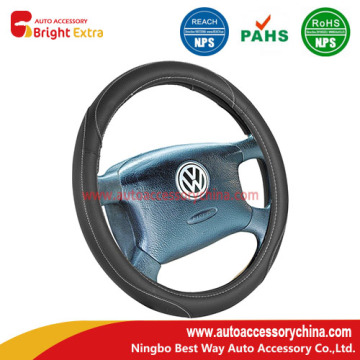 OEM Manufacturer for Wood Grain Steering Wheel Covers 38cm Steering wheel Cover export to Germany Exporter