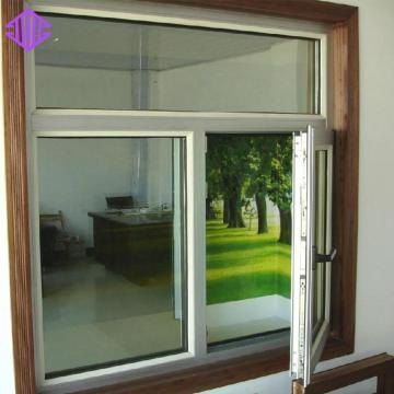 Lingyin Construction Materials Ltd tempered glass aluminum windows and doors casement windows