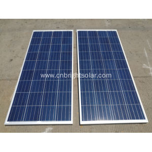 High Efficiency 150w Poly Solar Panel