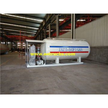 25000l LPG Skid Filling Plants