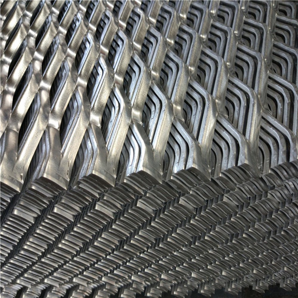 Expanded Metal Mesh Sizes