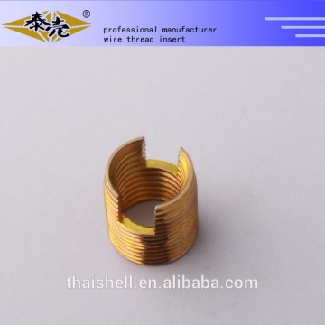 High precision factory supply tap lock insert