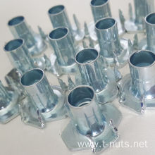 M8x20 CB/NHF Automatic Machine Type T-Nuts