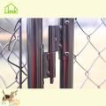 High Quality Galvanized Large Chain Link Dog Kennel