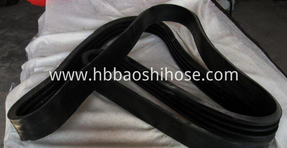 Jointed Rubber Belt