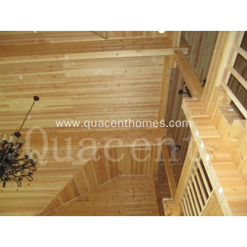 The Glulam Prefabricated Home