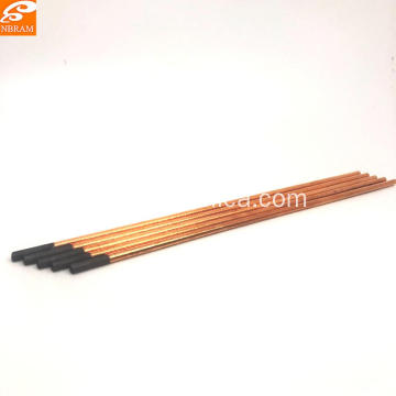 Carbon steel wire gouging carbon fiber rod 6mm