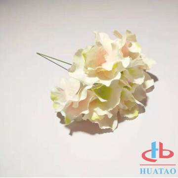 Wholesale flower wall artificial flowers rose head