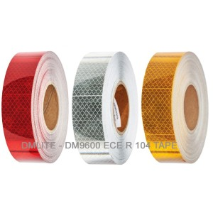 Manufacturer for Micro Prismatic Traffic Sign Ahead Reflective vehicle conspicuity tape export to Canada Suppliers