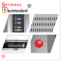 Bread maker machine gas oven baking oven