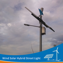 Customized for Wind Solar Energy Hybrid Street Light DELIGHT Wind Solar Hybrid System supply to Svalbard and Jan Mayen Islands Exporter