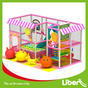 Indoor amusement playground idea products game