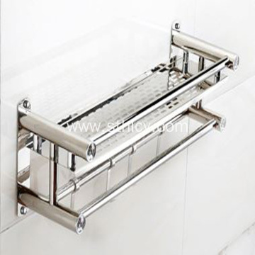Stainless Steel Shelving  Multi-storey Bathroom Shelving