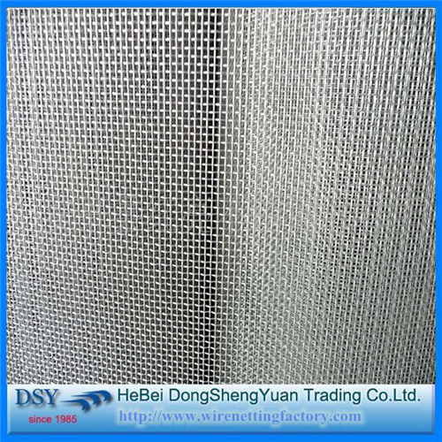 Hot Sale Aluminum Window Security Mesh