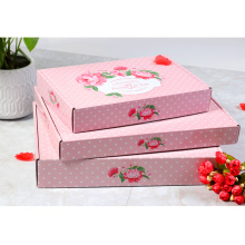 China New Product for Printed Shipping Boxes Printed t-shirt shipping box carton mailing box export to Australia Factory