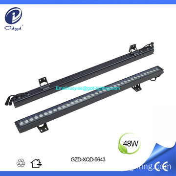 48W high power light bar led wall washer