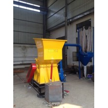 Waste Used Tire rubber Recycling crusher Machine Equipment