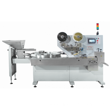 High speed full automatically pillow packing machine