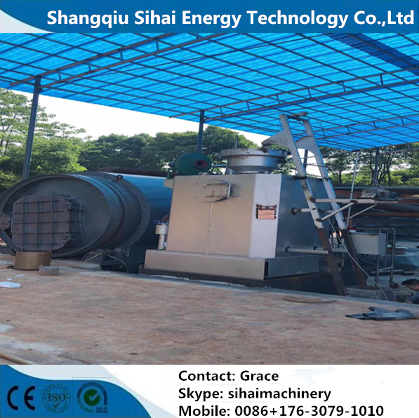 High Quality Tyre Recycling Machine