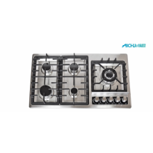 Cheaper Natural 5 Burner Gas Stove