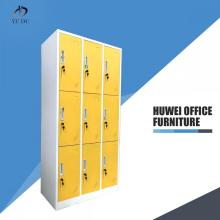 Metal Office Storage Cabinet School Lockable Locker