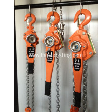durable HSH series lever hoist for lifting