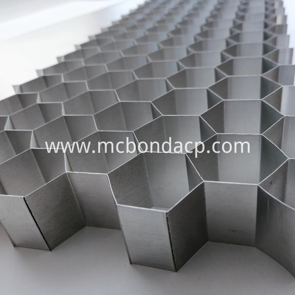 High Quality Air Flow Aluminium Honeycomb Core