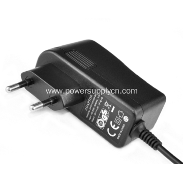 Power Adapter 12V 1.5A Wall Mount Type