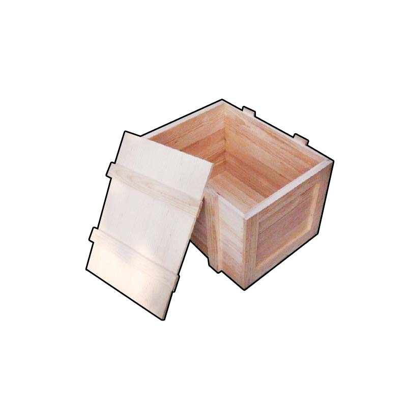 Composite Fumigation-free Wooden Box