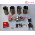 NISSAN PD6 rebuild overhaul kit gasket bearing piston