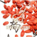 Low Pesticide Conventional Dried Plump Goji Berries