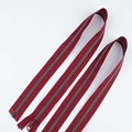 Wholesae 12 inch separating zipper for merchandise