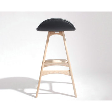 Commercial Use wood Erik Buch counter stool