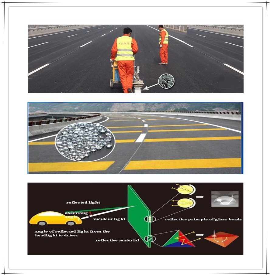 Reflective Road Marking Glass Bead